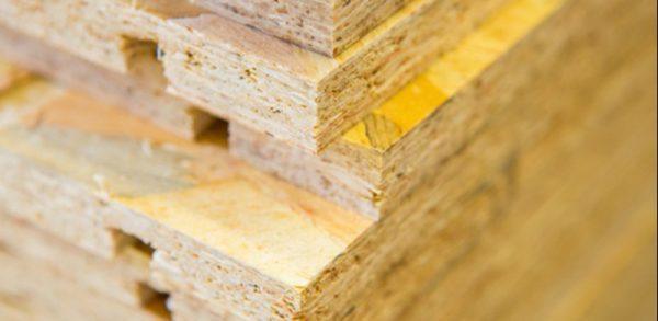 osb élément structure et sain des blocs modulaires bois