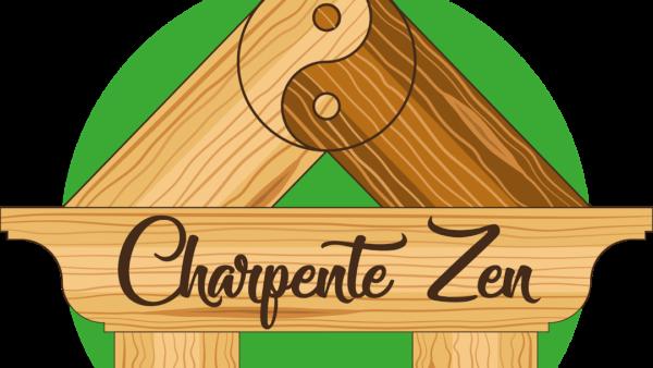 logo charpentier partenaire charpente zen