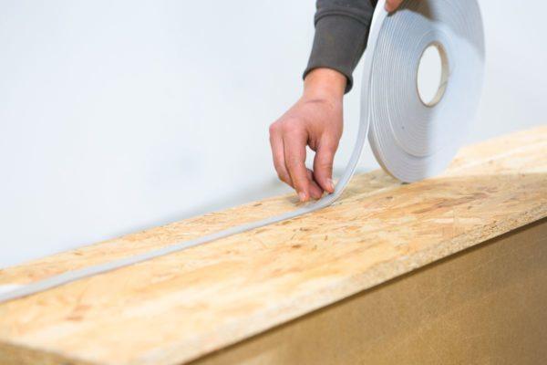 étanchéité à l'air blocs modulaires construction bois écologique