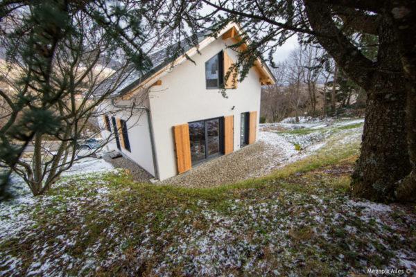 maisons écologique blocs modulaires préfabriquées bois