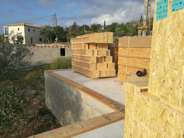 blocs modulaires construction bois