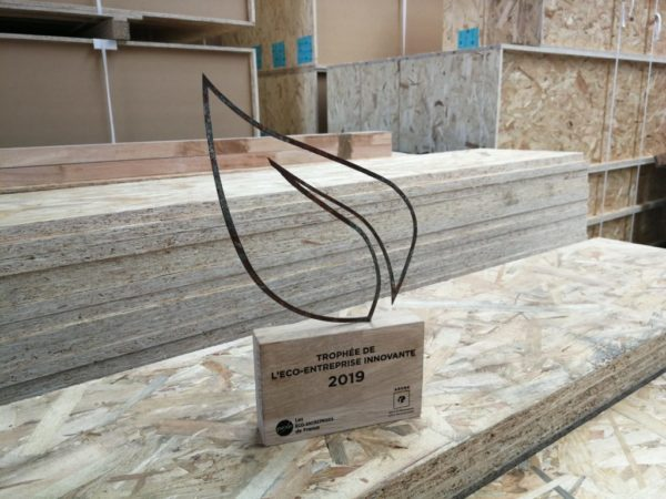 vainqueur trophée éco entreprises innovantes 2019