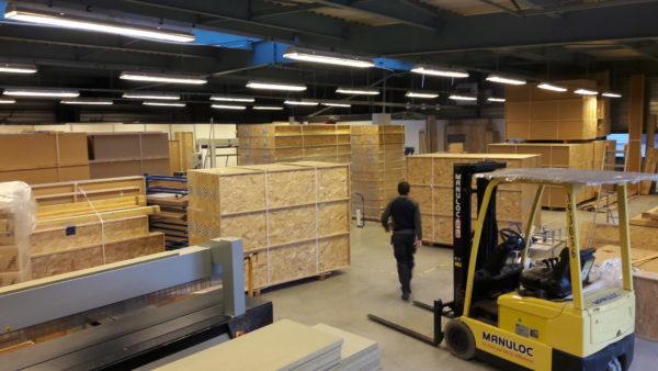 atelier préfabrications blocs modulaires bois écologique