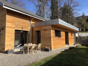 Maison en bois Isère