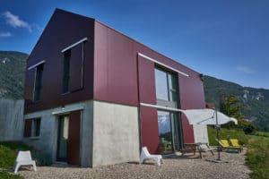 Maison moderne Savoie