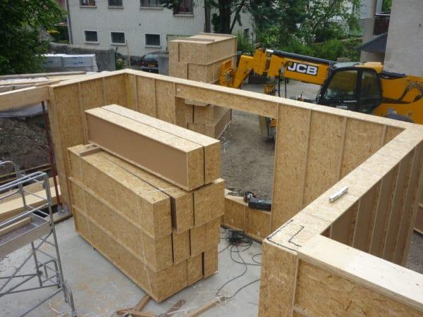 Construction maison bois Lyon