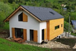 Maison bois Savoie 73