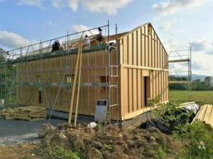 Construction maison neuve ain