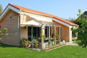 Maison bois Pyrenees Atlantiques