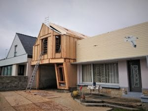 construction maison bois Vannes