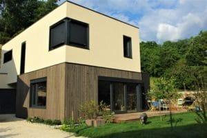 maison ossature bois Puy de Dome