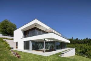 Maison Moderne BEKOWOOD
