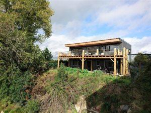 Maison bois Saône et Loire