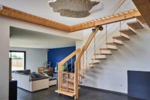 Temoignage maison bois